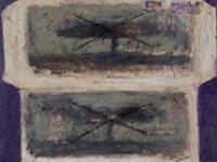 Memory, Memories, paper, envelopes, mixed technique cm, 2009